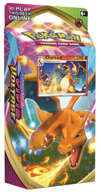 Pokemon Sword And Shield Vivid Voltage - Charizard Theme Deck - Collector's Avenue