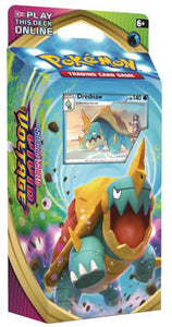 Pokemon Sword And Shield Vivid Voltage - Drednaw Theme Deck - Collector's Avenue