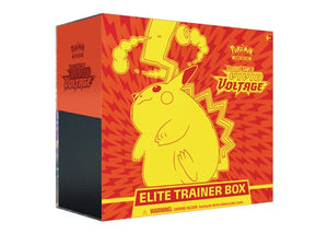 Pokemon Sword & Shield Vivid Voltage Elite Trainer Box - Collector's Avenue