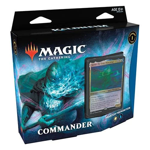 MTG Magic The Gathering Kaldheim Commander Deck - Phantom Premonition