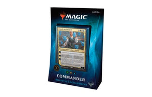 Mtg Magic The Gathering Commander 2018 Adaptive Enchantment - Collector's Avenue