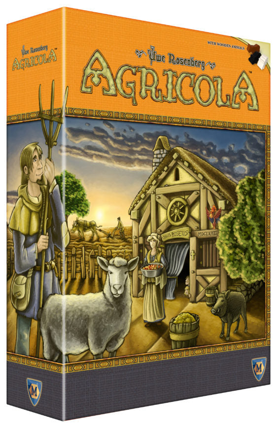 Agricola - Collector's Avenue