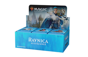 Mtg Magic The Gathering - Ravnica Allegiance Booster Box - Collector's Avenue
