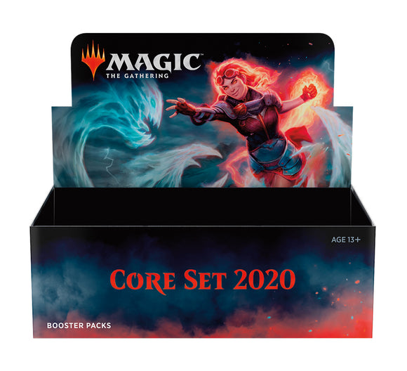 Mtg Magic The Gathering Core Set 2020 Booster Box - Collector's Avenue