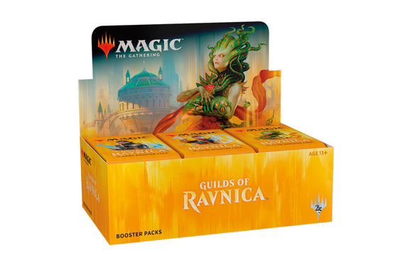 Mtg Magic The Gathering - Guilds Of Ravnica Booster Box - Collector's Avenue