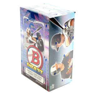 2019 Bowman Draft Baseball Super Jumbo Box - Collector's Avenue