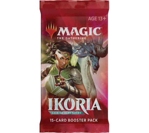 Mtg Magic The Gathering Ikoria: Lair of the Behemoths Booster Pack - Collector's Avenue