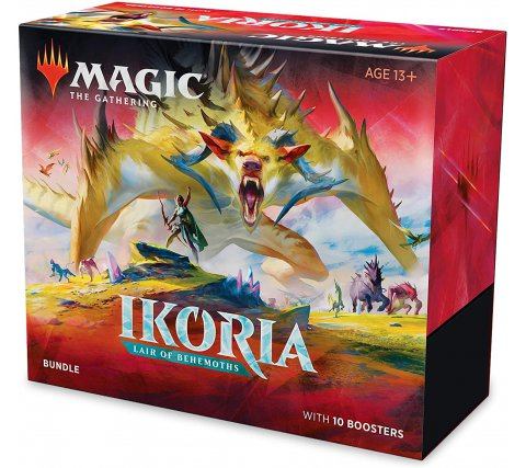 Mtg Magic The Gathering Ikoria: Lair of the Behemoths Bundle - Collector's Avenue