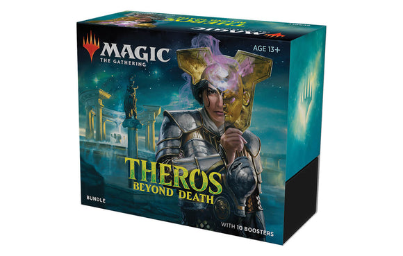 Mtg Magic The Gathering Theros Beyond Death Bundle - Collector's Avenue