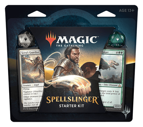 Mtg Magic The Gathering Spellslinger Starter Kit - Collector's Avenue