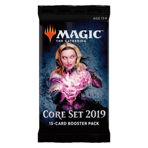 Mtg Magic The Gathering - Core Set 2019 Booster Pack - Collector's Avenue
