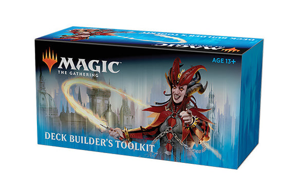 Mtg Magic The Gathering Ravnica Allegiance Deck Builder's Toolkit - Collector's Avenue