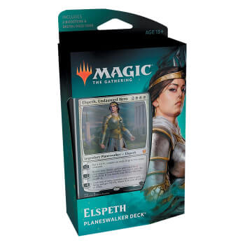 Mtg Magic The Gathering Theros Beyond Death Planeswalker Deck Elspeth - Collector's Avenue