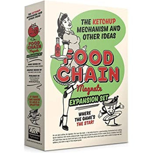 Food Chain Magnate - Ketchup Mechanism & Other Ideas - Collector's Avenue