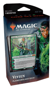 Mtg Magic The Gathering Core Set 2020 Planeswalker Deck Vivien - Collector's Avenue