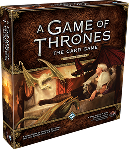 A Game of Thrones: The Card Game (Second Edition) - Collector's Avenue