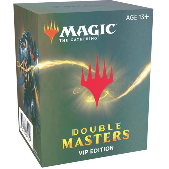 Mtg Magic the Gathering Double Masters VIP Edition Booster Pack - Collector's Avenue