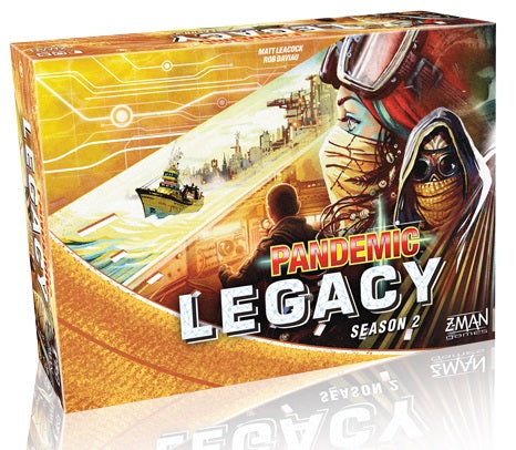 Pandemic Legacy: Season 2 Yellow - Collector's Avenue