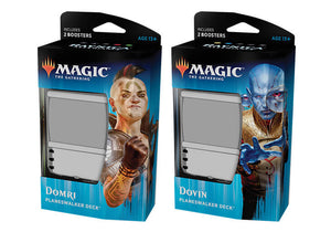 Mtg Magic The Gathering Ravnica Allegiance Planeswalker Deck Set of 2 - Collector's Avenue