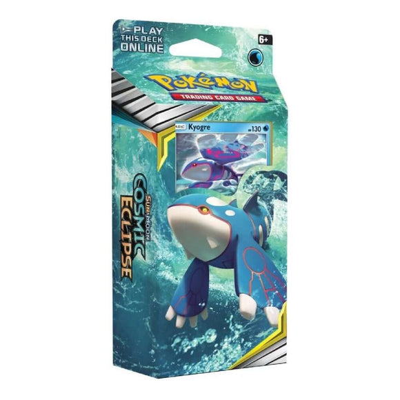 Pokemon Cosmic Eclipse Theme Deck Kyogre - Collector's Avenue