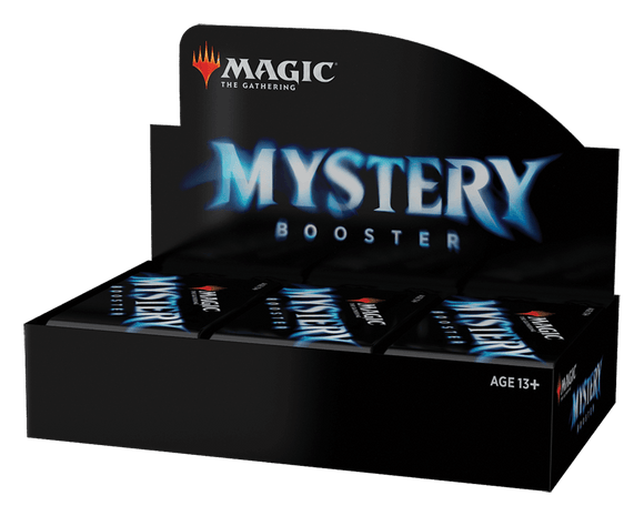 Mtg Magic The Gathering - Mystery Booster Box - Collector's Avenue