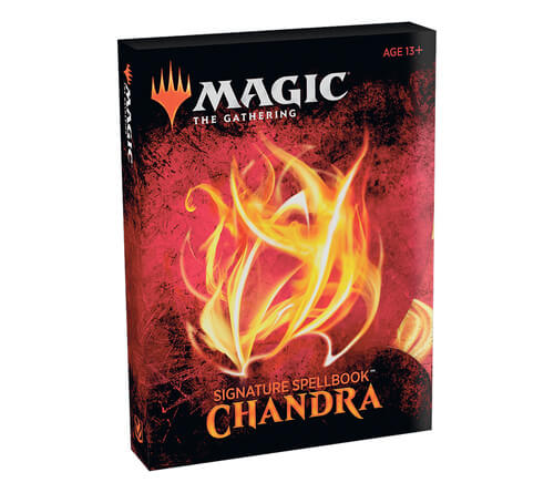 Mtg Magic The Gathering Signature Spellbook: Chandra - Collector's Avenue