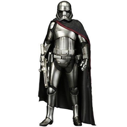 Star Wars The Force Awakens 8 Inch Statue Figure ArtFX+ - Captain Phasma - Collector's Avenue