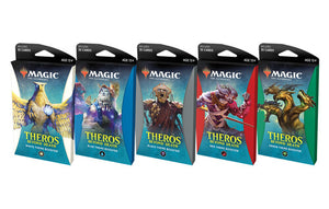 Mtg Magic The Gathering Theros Beyond Death Themed Boosters Set Of 5 - Collector's Avenue
