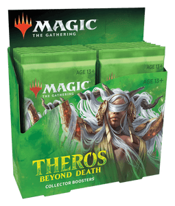 Mtg Magic The Gathering - Theros Death Beyond Collector Booster Box - Collector's Avenue