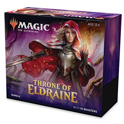 Mtg Magic The Gathering - Throne Of Eldraine Bundle - Collector's Avenue