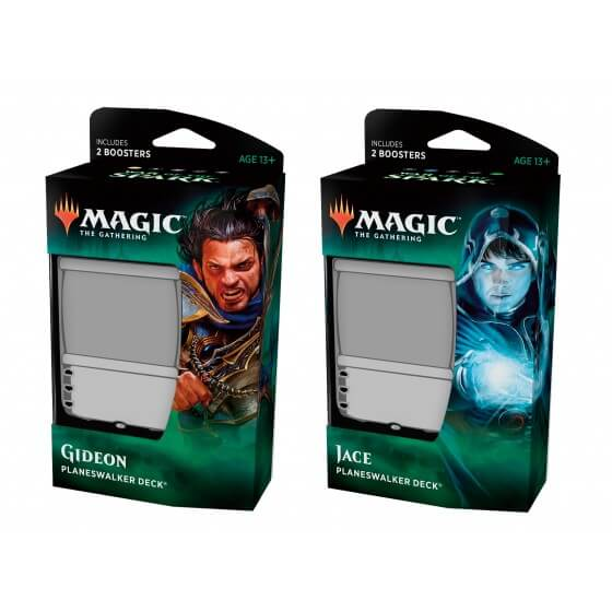 Mtg Magic The Gathering War of the Spark - Planeswalker Deck Set of Two - Collector's Avenue