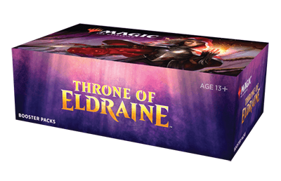 Mtg Magic The Gathering - Throne Of Eldraine Booster Box - Collector's Avenue