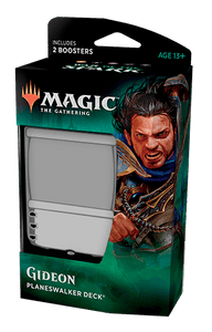 Mtg Magic The Gathering War Of The Spark Planeswalker Deck Gideon - Collector's Avenue
