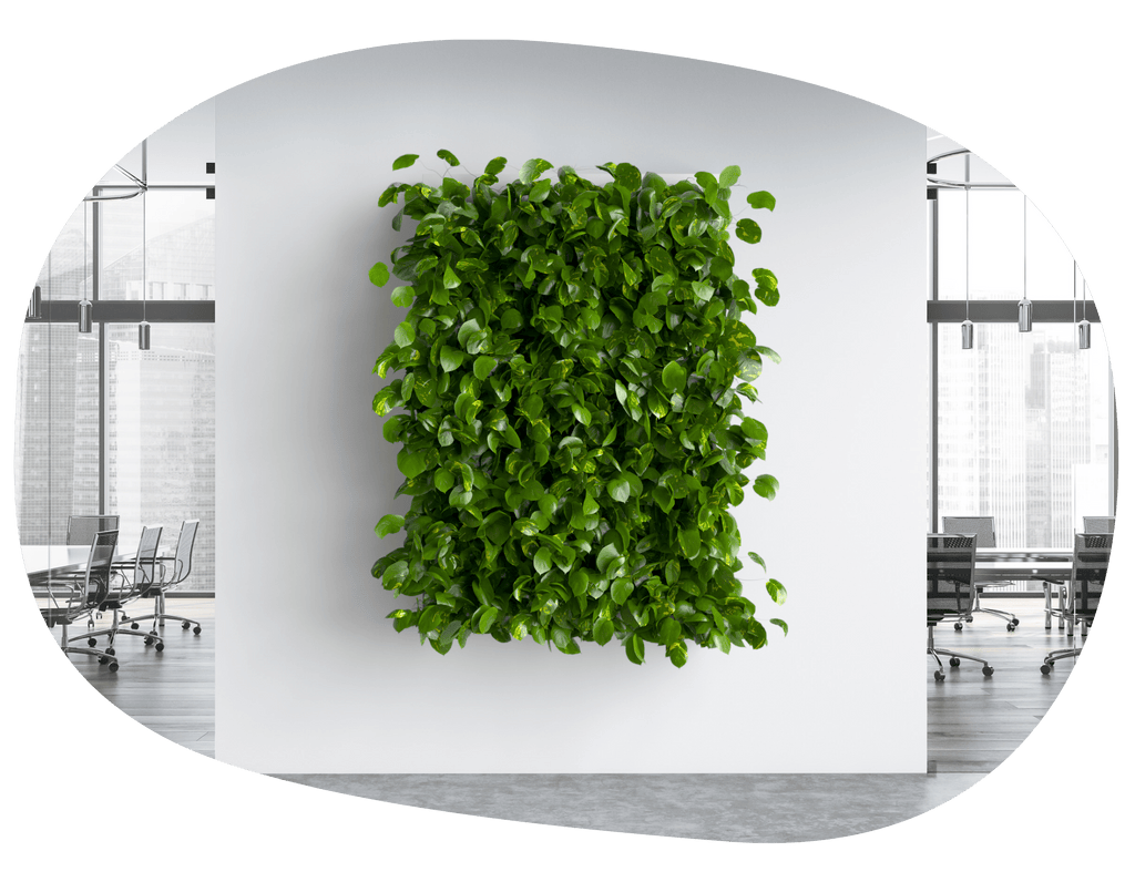 Skogluft Living Wall