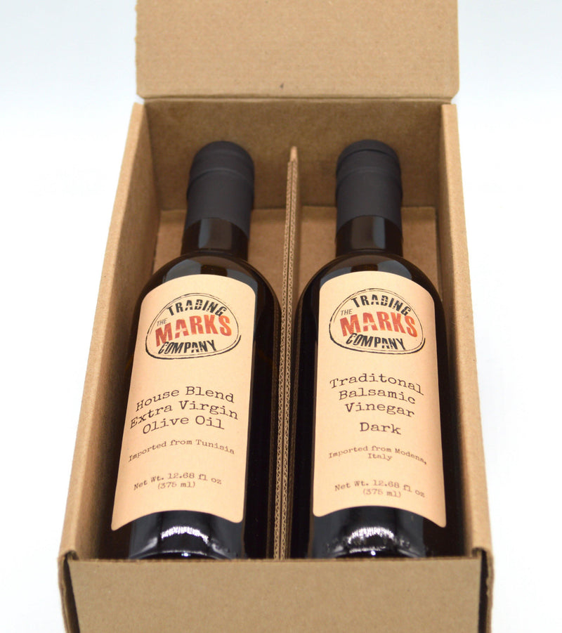 Olive Oil and Balsamic Vinegar 375ml 2-pack