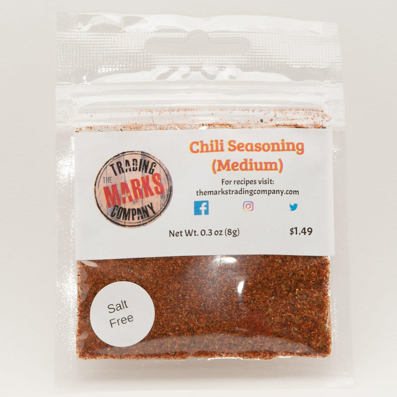 Chili Seasoning - Medium