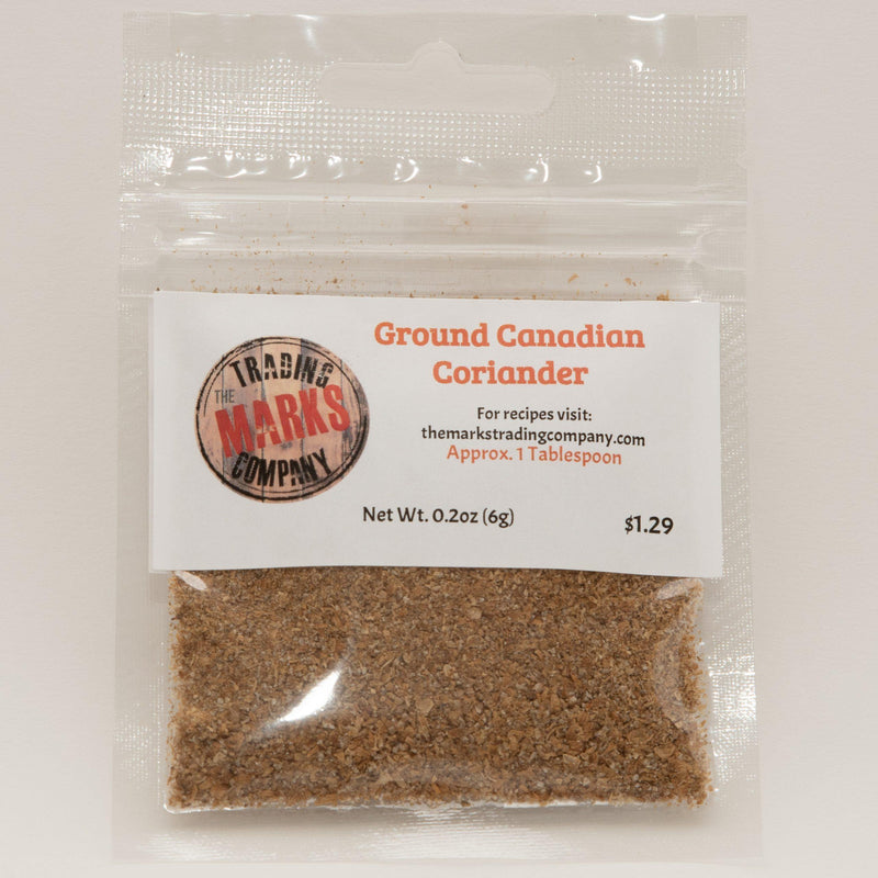Ground Canadian Coriander