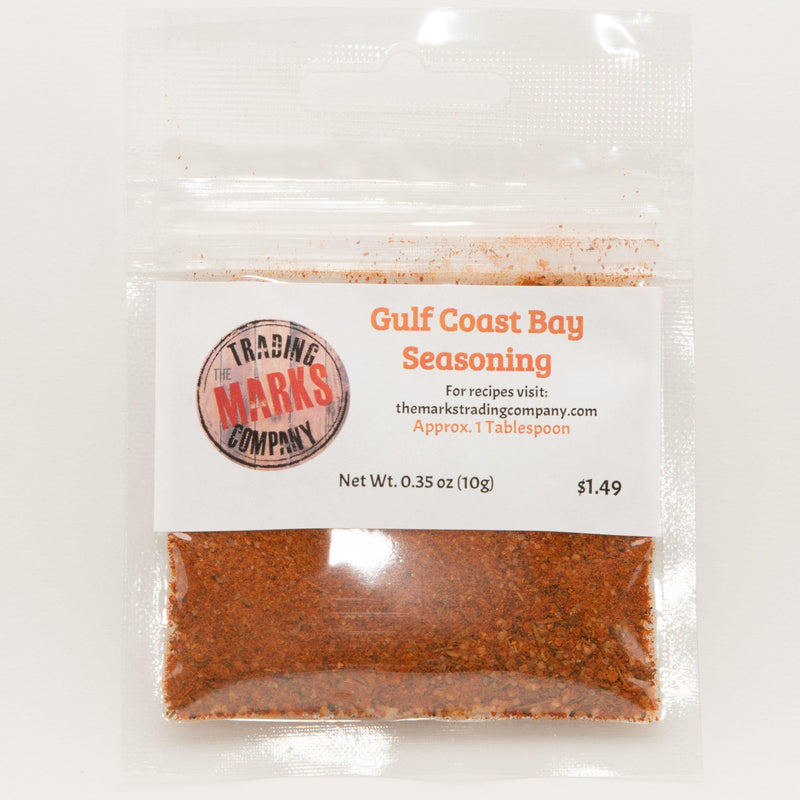 Gulf Coast Bay Seasoning