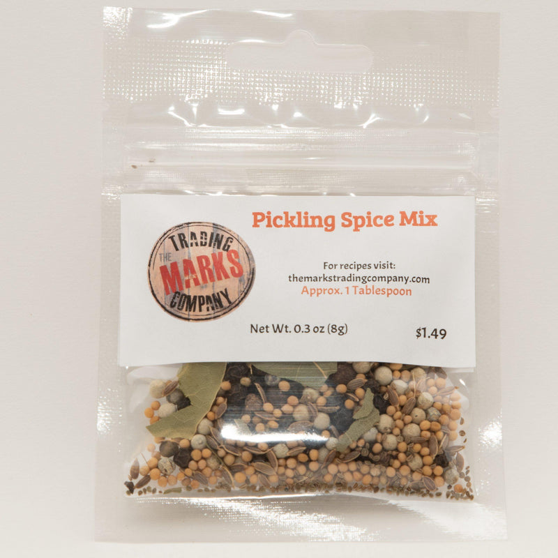 Pickling Spice Mix