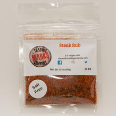 Salt Free Steak Rub