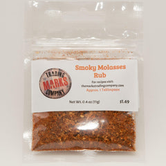 Smoky Molasses Rub