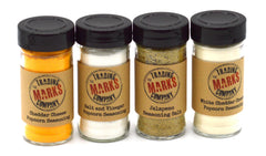Popcorn Flavoring 4 Pack Jar Set