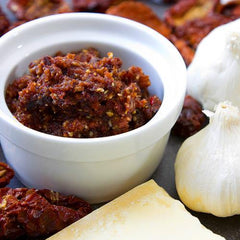 Sun-dried Tomato and Parmesan Garlic Extra Virgin Olive Oil