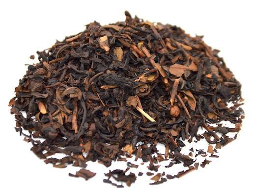 Vanilla Oolong Tea