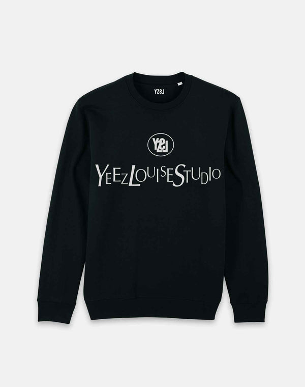 YLS SILVER SWEATER