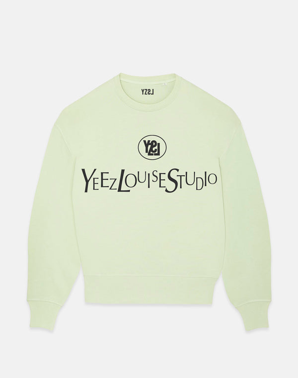 YLS OFF GREEN SWEATSHIRT