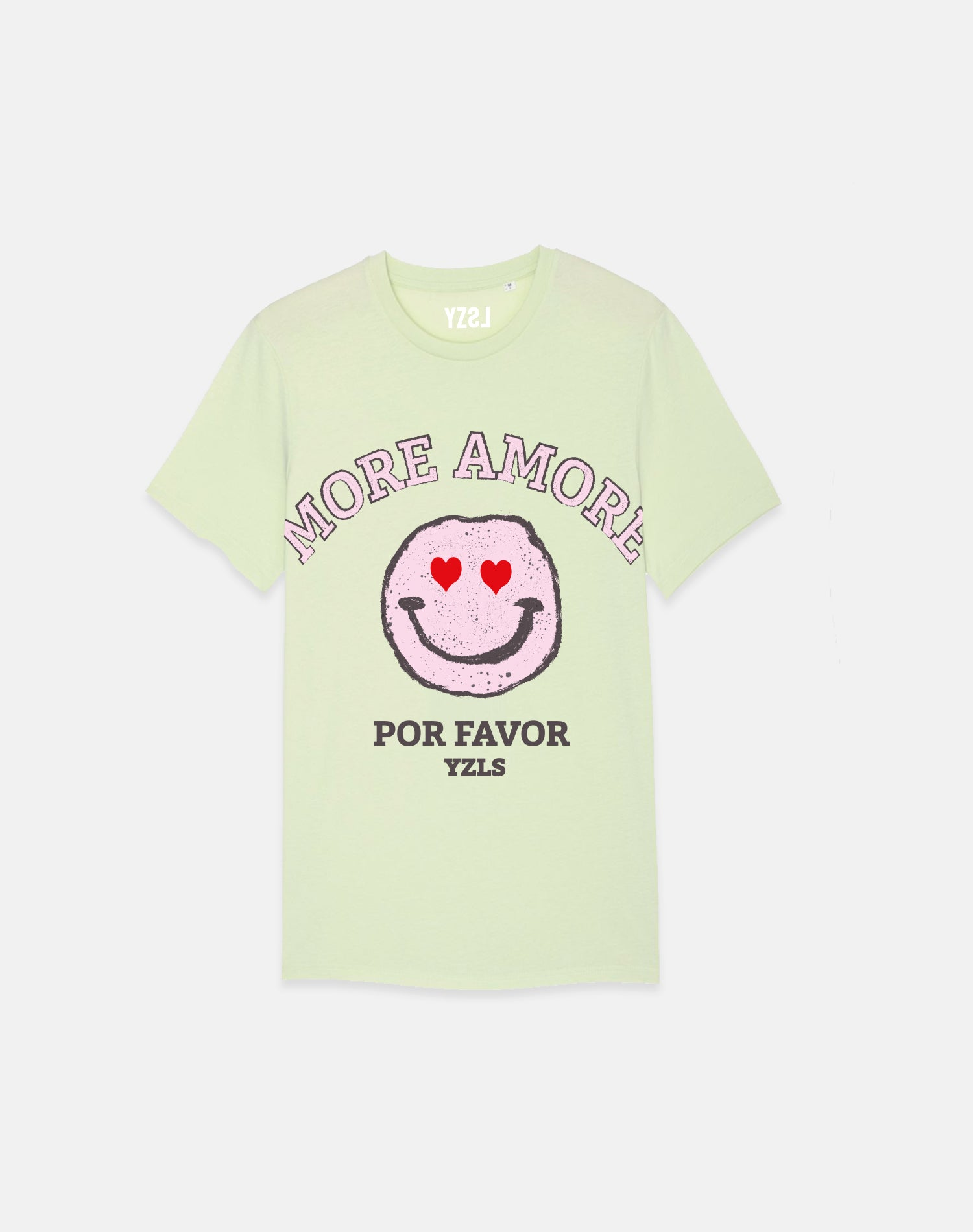 MORE AMORE POR FAVOR | OFF GREEN