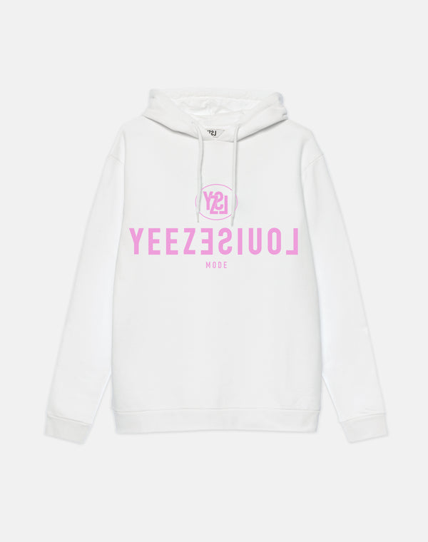 YEEZLOUISE MODE HOODED PINK