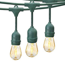 将图片加载到图库查看器,SUPERDANNY LED Outdoor String Lights for Patio