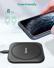 Load image into Gallery viewer, Ultra-Slim Wireless Charger 10W